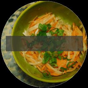 Ricette Vegetariane Insalata