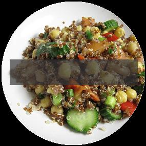 Ricette Vegetariane Riso e Cereali