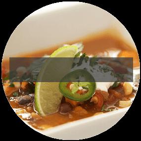 Ricette Vegetariane Zuppa
