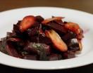 Insalata di carote e barbabietole arrosto