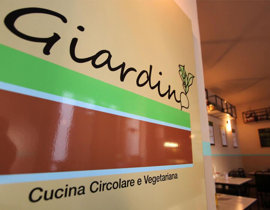 Giardino Ristorante Veg - Ristorante Vegetariano Torino