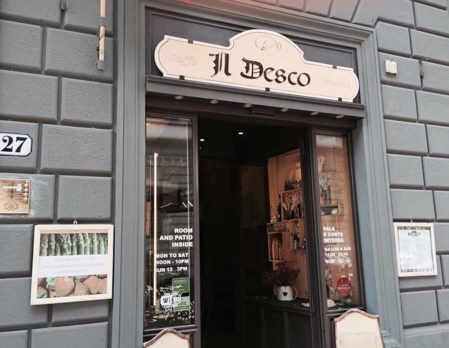 Il Desco Bistrot - Ristorante Vegetariano Firenze